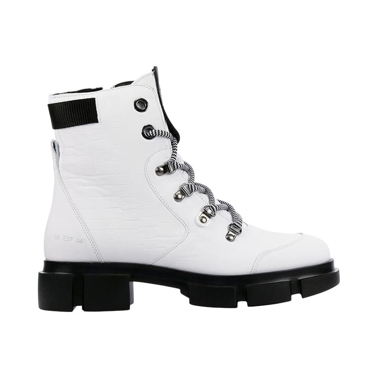 Red Rag Boots Wit